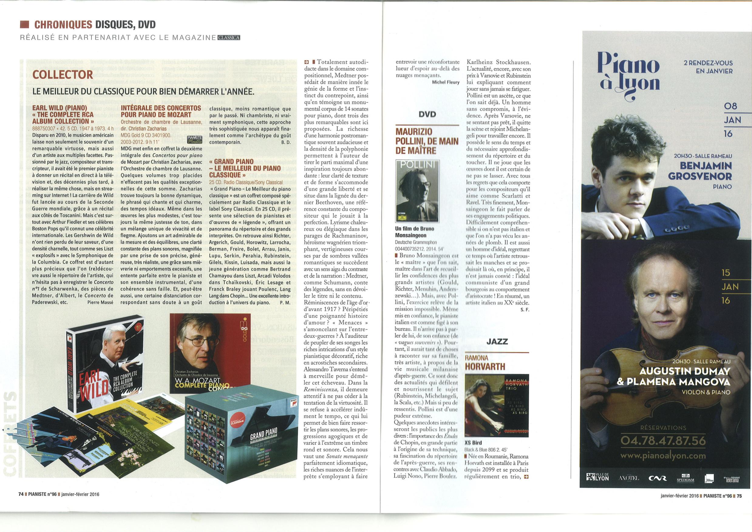 Pianiste Magazine 2