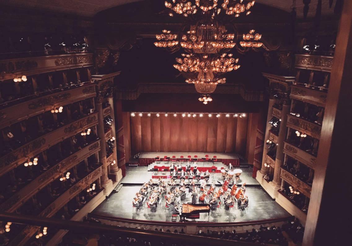 Alessandro Taverna al Teatro alla Scala, 4 aprile 2016