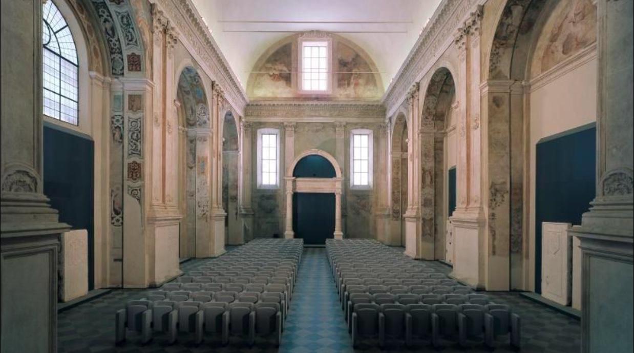 Museo Santa Giulia Brescia.Museo Di Santa Giulia Festival Pianistico Di Brescia Preview